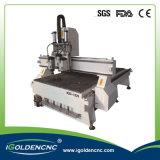 1325/2060/2030 пневматических маршрутизаторов CNC изменения инструмента