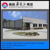Magazzino d'acciaio prefabbricato della Cina (SSW-314)