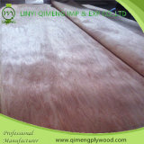 回転式Cut 1280X2500X0.15-0.5mm Second Grade Bintangor Face Veneer Fromリンイー
