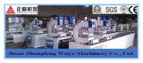 Perfil Wleding do PVC e máquina da limpeza para o indicador do perfil do PVC