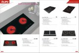 CB/CE Approval 3600W Double Burns Induction Cooktop