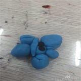 색깔 장난감 실행 반죽을 만드는 밀가루 찰흙