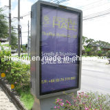 Soporte Scroller para exteriores LED Advertising Light Box