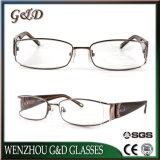 Nuovo monocolo popolare Eyewear del telaio dell'ottica di vetro del metallo di stile