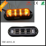 Warning impermeabile LED Lightheads in Amber Color