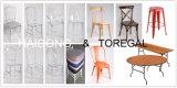 Stackable стул Tolix металла Marais покрытия порошка