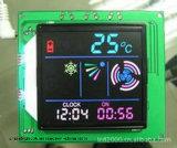Подгоняйте дисплей с плоским экраном стекла LCD полигона