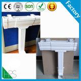 Matériau de construction de creux de la jante de conduite d'eau d'ajustage de précision de pipe de PVC