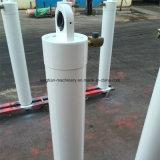 販売のための4つの段階の単動水圧シリンダ