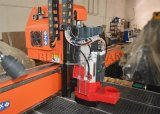 Alle in einer Holzbearbeitung-Maschine, 4 Mittellinie 1530 CNC-Fräser-Maschinen-Preis, Fräser 3D für Holz