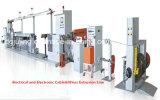 Производственная линия машина электрического кабеля штрангя-прессовани кабеля для кабеля XLPE