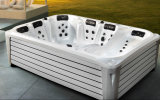 6人の鉱泉の浴槽の屋外のマッサージの温水浴槽M-3378
