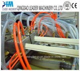 PVC-Eckkorn-Profil, das Maschine PVC kleine Profil-Pflanze bildet