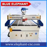 Macchine di falegnameria di Jinan Shandong Cina, 3D macchina di legno, router 1224 di CNC per gli armadi da cucina