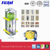 Elevatore del passeggero di Roomless della macchina di protezione dell'ambiente