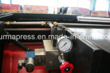 QC12k 4 * 3200 Machine de cisaillement de la guillotine hydraulique
