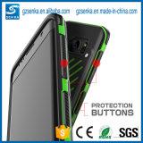 Samsung S7/S7の端のための極度で頑丈な保護電話カバーが付いている堅い装甲S7箱