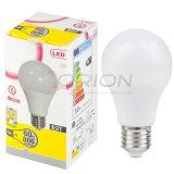 Lampadina di economia 9W A60 220V LED della fabbrica di Hangzhou con la base B22