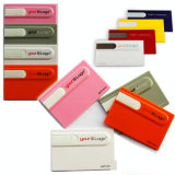 カードUSB Flash Drive、Credit Card USB Flash Drive、Promotional GiftsのためのThe Most Popular USB Drive