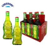 [أبف4.8] [330مل] [أم] شراب كحوليّة جعة محظوظ مع زجاجة