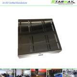 Peça inoxidável feita sob encomenda da fabricação de metal da folha Steel-304