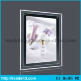 Acrylheller Kasten des foto-Rahmen-Kristall-LED