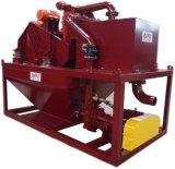 石油の鋭い泥の固体制御システム