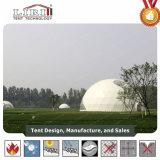 Новый шатер геодезический купола конструкции для случая партии для сбывания