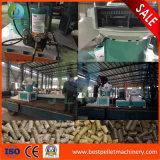 Jlne anillo de matriz de madera / biomasa / aserrín / fibra de palma / Efb / paja / cáscara de arroz Pellet Granulador