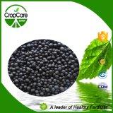 Fertilizante granular negro 12-3-3 del compuesto NPK