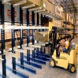 Estante logístico del voladizo del almacenaje del tubo de acero del equipo del almacén