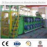 Machine en caoutchouc de refroidissement par film avec la conformité d'OIN de GV de la CE