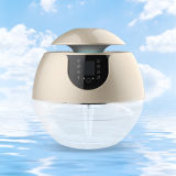 Purificador leve bacia do ar da água do ar de Luftbefeuchter com Bluetooth