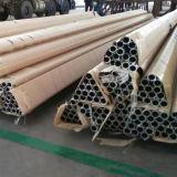 Tubo de aluminio inconsútil 1050 1060 1070 H32