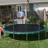 Übungs-Spielzeug-Haushalts-Kind-Trampoline, die Bed05 springt
