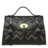 新しいデザイン高品質の方法ショルダー・バッグの革ハンドバッグ(LDO-160969)