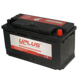 DIN Standard 12V 98ah Auto Starting Car Battery (60038)