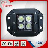 indicatore luminoso del lavoro del CREE LED dei cubi 16W per il motociclo della barca