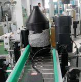 Máquina de etiquetado manual semiautomática de la botella redonda