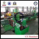 Máquina de dobra universal do rolo superior hidráulico