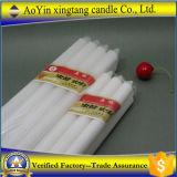 weiße Stock-weiße Kerze-weiße Kegelzapfen-Kerze der Kerze-25g