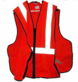 Alto Visibility Safety Traffic Reflective Vest con el CE (JMC-211A)