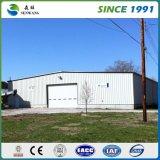 Tipo ligero taller industrial del acero de la venta al por mayor del diseño de la construcción