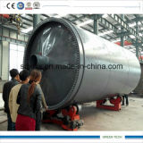 10ton Máquina de Reciclagem de Pirólise Plástica Saving Fuel