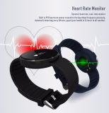 Inteligente pulsera de la pulsera de la presión arterial rastreador de ejercicios reloj del ritmo cardíaco