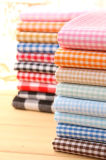 "Poliéster 100% Fabric 45X45 110X76 58/60 "" Yarn Dyed Fabric"