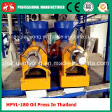 De Trekker van de Olie van de Pit van de palm/de Machine van de Extractie van de Palmolie in Thailand