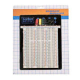 2390 Tie Points Interlocking Solderless Breadboard