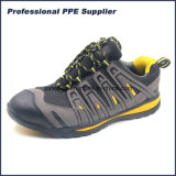 Zapato de trabajo del hombre del estilo del deporte de S1p con Outsole de goma