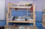 Cama de cucheta de madera sólida de los niños de las camas de cucheta del sitio de la cama (M-X2219)